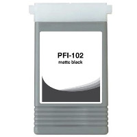 Canon 0894B001AA (Canon PFI-102MBK) Compatible InkJet Cartridge