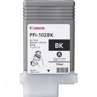 Canon 0895B001AA (Canon PFI-102BK) InkJet Cartridge