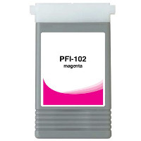 Canon 0897B001AA (Canon PFI-102M) Compatible InkJet Cartridge