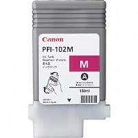 Canon 0897B001AA (Canon PFI-102M) InkJet Cartridge