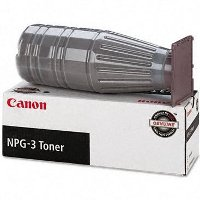 Canon 1374A003AA (Canon NPG-3 / Canon NPG3) Black Laser Toner Cartridge
