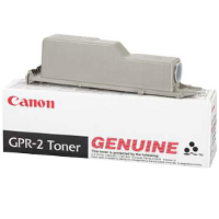 Canon 1389A004AA (Canon GPR-2 / Canon GPR2) Black Laser Toner Cartridge