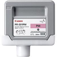 Canon 1491B001AA (Canon PFI-301PM) InkJet Cartridge
