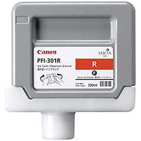 Canon 1492B001AA (Canon PFI-301R) InkJet Cartridge
