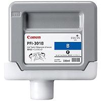 Canon 1494B001AA (Canon PFI-301B) InkJet Cartridge