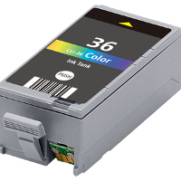 Canon 1511B002 (Canon CLI-36) Compatible InkJet Cartridge