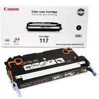 Canon 1660B001AA (Canon CRG-111 BK) Laser Toner Cartridge