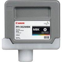 Canon 2215B001AA (Canon PFI-302MBK) InkJet Cartridge