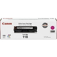 Canon 2660B001AA (Canon CRG-118M) Laser Toner Cartridge