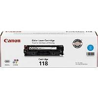 Canon CRG-118C OEM originales Cartucho de tóner láser