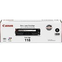 Canon 2662B001AA (Canon CRG-118BK) Laser Toner Cartridge
