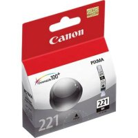 Canon 2946B001 (Canon CLI-221 Black) InkJet Cartridge