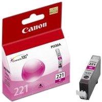 Canon 2948B001 (Canon CLI-221 Magenta) InkJet Cartridge
