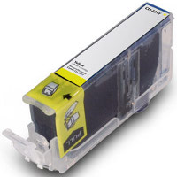 Canon 2949B001 (Canon CLI-221 Yellow) Compatible InkJet Cartridge