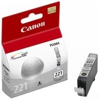 Canon 2950B001 (Canon CLI-221 Grey) InkJet Cartridge