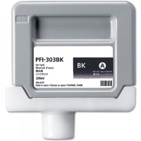 Canon 2958B001 (Canon PFI-303BK) Compatible InkJet Cartridge
