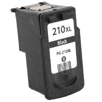 Remanufactured Canon PG-210XL (2973B001) Black Inkjet Cartridge