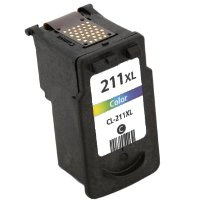 Canon 2975B001 (Canon CL-211XL) Remanufactured InkJet Cartridge