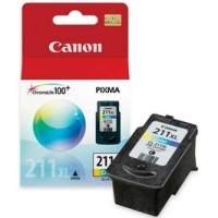 Canon 2975B001 (Canon CL-211XL) InkJet Cartridge