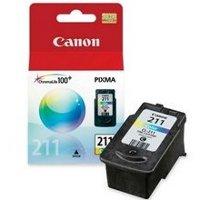 Canon 2976B001 (Canon CL-211) InkJet Cartridge