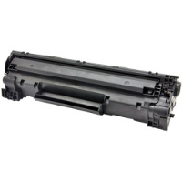 Compatible Canon Canon 126 (3483B001AA) Black Laser Toner Cartridge