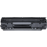 Compatible Canon Canon 125 (3484B001AA) Black Laser Toner Cartridge