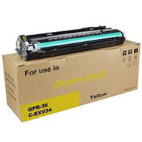 Canon 3789B004BA / GPR-36 Yellow Printer Drum