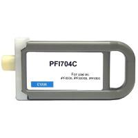 Canon PFI-704C Genérico / Reformado Cartucho de tinta