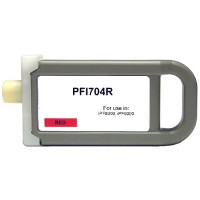 Canon 3867B001AA (Canon PFI-704R) Remanufactured InkJet Cartridge