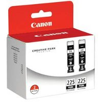 Canon 4530B007 (Canon PGI-225) InkJet Cartridges (2/Pack)