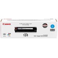 Canon 6271B001AA (Canon Cartridge 131 Cyan) Laser Toner Cartridge