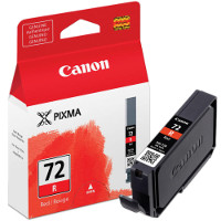 OEM Canon PGI-72R (6410B002) Red Inkjet Cartridge