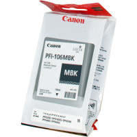 Canon 6620B001 (Canon PFI-106MBK) InkJet Cartridge