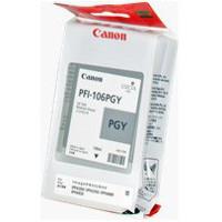 Canon 6631B001 (Canon PFI-106PGY) InkJet Cartridge