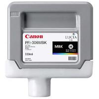 Canon 6656B001 (Canon PFI-306MBK) InkJet Cartridge