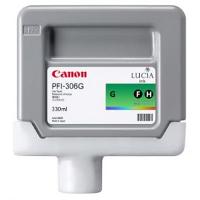 Canon 6664B001 (Canon PFI-306G) InkJet Cartridge