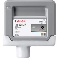 Canon 6666B001 (Canon PFI-306GY) InkJet Cartridge