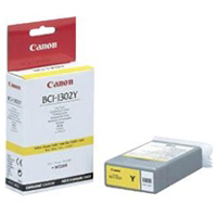 Canon 7720A001 (Canon BCI-1302Y) InkJet Cartridge