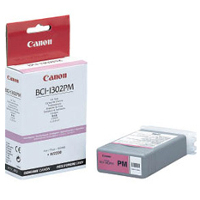 Canon 7722A001 (Canon BCI-1302PM) InkJet Cartridge