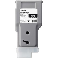Canon 6704B001 (Canon PFI-207MBK) InkJet Cartridge
