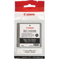 Canon 8963A001AA (Canon BCI-1431BK) InkJet Cartridge