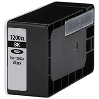 Canon 9183B001 (Canon PGI-1200XLBK) Compatible InkJet Cartridge