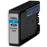 Canon 9196B001 (Canon PGI-1200XLC) Compatible InkJet Cartridge
