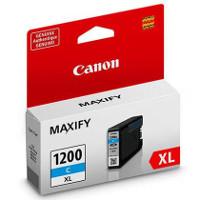 Canon 9186B001 (Canon PGI-1200XLC) InkJet Cartridge