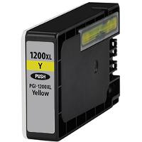 Canon 9198B001 (Canon PGI-1200XLY) Compatible InkJet Cartridge