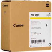 Canon 9814B001 / PFI-307Y Inkjet Cartridge