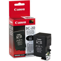 Canon BC-20 Black BubbleJet Printhead InkJet Cartridge