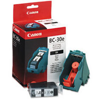Canon BC-30e Black BubbleJet Printhead Inkjet Cartridge