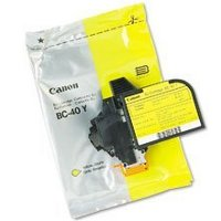 Canon BC-40Y Yellow Inkjet Cartridge