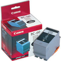 Canon BC-60 Black BubbleJet Printhead Inkjet Cartridge